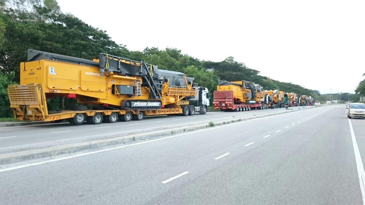 Road Jam Wetar Island Project